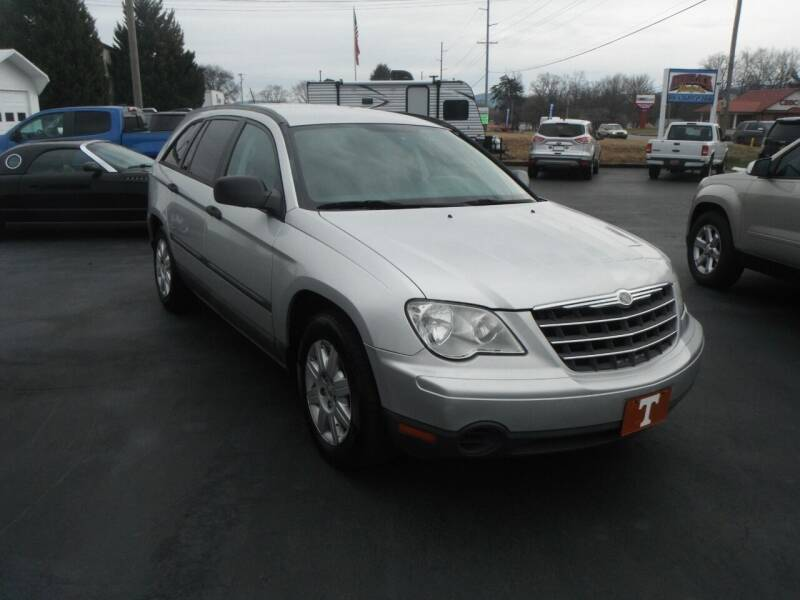 2007 Chrysler Pacifica for sale at Morelock Motors INC in Maryville TN