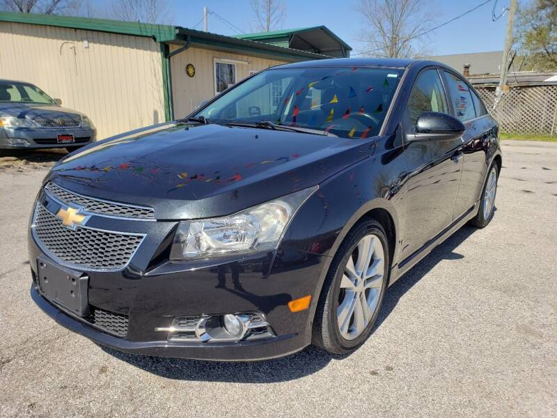 2012 Chevrolet Cruze for sale at BBC Motors INC in Fenton MO
