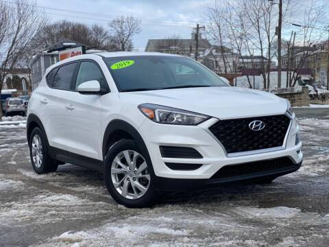 2019 Hyundai Tucson for sale at Best Cars Auto Sales in Everett MA