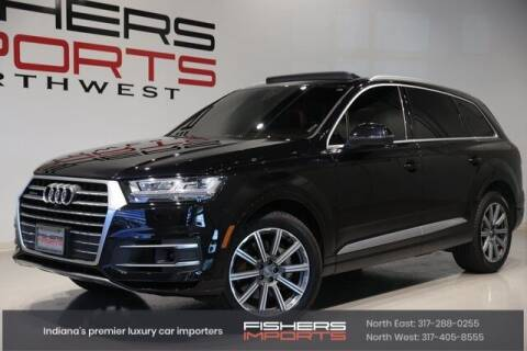 2018 Audi Q7 for sale at Fishers Imports in Fishers IN