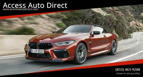 2020 BMW M8 for sale at Access Auto Direct in Baldwin NY