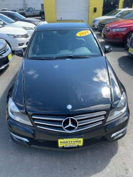 2014 Mercedes-Benz C-Class for sale at Hartford Auto Center in Hartford CT