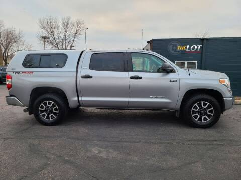 2014 Toyota Tundra for sale at THE LOT in Sioux Falls SD