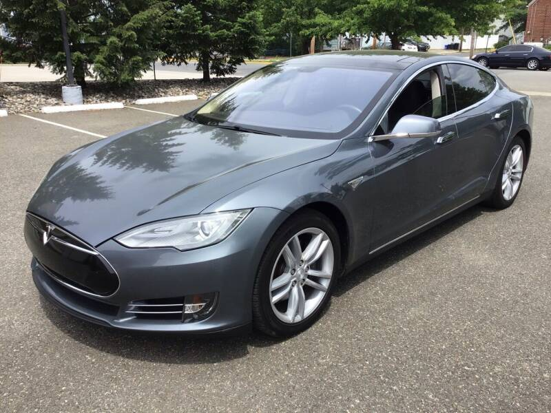 2014 Tesla Model S for sale at Bromax Auto Sales in South River NJ