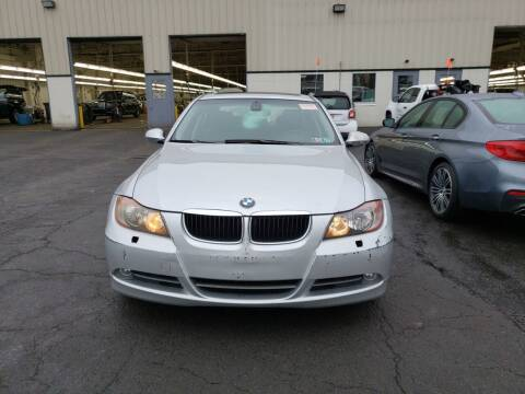 2008 BMW 3 Series for sale at GLOBAL MOTOR GROUP in Newark NJ
