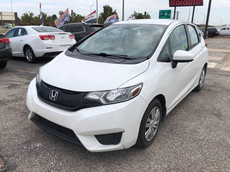 2015 Honda Fit for sale at Ital Auto in Oklahoma City OK