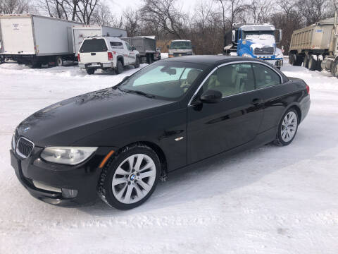 2012 BMW 3 Series for sale at CPM Motors Inc in Elgin IL