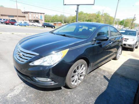 2012 Hyundai Sonata for sale at WOOD MOTOR COMPANY in Madison TN