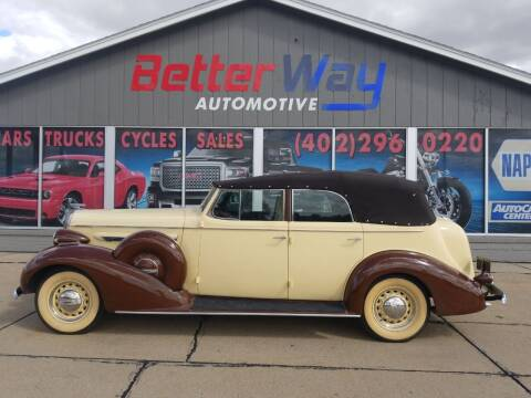1936 Buick Roadmaster for sale at Betterway Automotive Inc in Plattsmouth NE