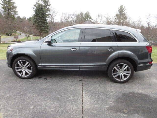 2014 Audi Q7 for sale at Renaissance Auto Wholesalers in Newmarket NH