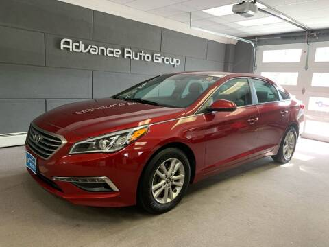 2015 Hyundai Sonata for sale at Advance Auto Group, LLC in Chichester NH