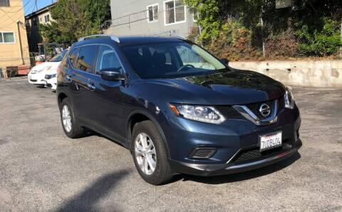 2016 Nissan Rogue for sale at Eden Motor Group in Los Angeles CA