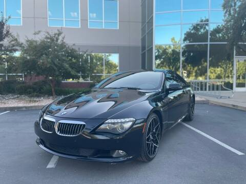 2009 BMW 6 Series for sale at TREE CITY AUTO in Rancho Cordova CA