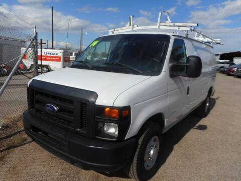 2014 Ford E-Series Cargo for sale at AUGE'S SALES AND SERVICE in Belen NM