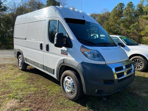 2016 RAM ProMaster Cargo for sale at Zapp Motors in Englewood CO