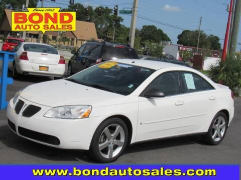 2006 Pontiac G6 for sale at Bond Auto Sales in St Petersburg FL