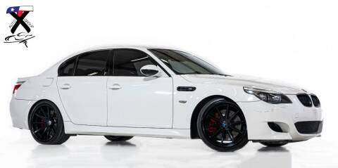 2009 BMW M5 for sale at TX Auto Group in Houston TX