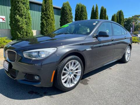 2013 BMW 5 Series for sale at AUTOTRACK INC in Mount Vernon WA