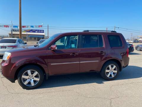 2013 Honda Pilot for sale at First Choice Auto Sales in Bakersfield CA