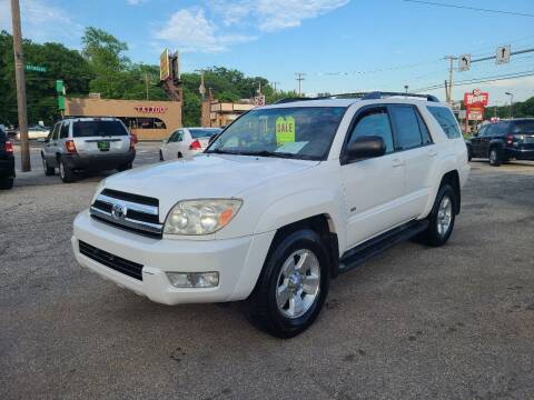 2005 Toyota 4Runner for sale at Johnny's Motor Cars in Toledo OH