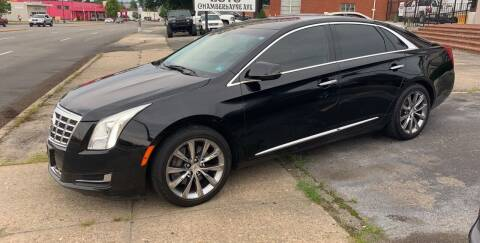 2014 Cadillac XTS for sale at A & R Motors in Richmond VA
