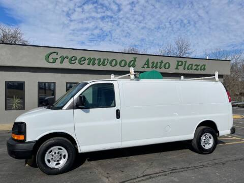 2011 Chevrolet Express Cargo for sale at Greenwood Auto Plaza in Greenwood MO