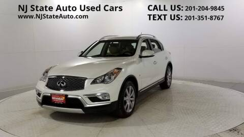 2017 Infiniti QX50 for sale at NJ State Auto Auction in Jersey City NJ