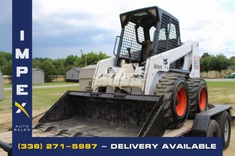 2009 Bobcat 863 for sale at Impex Auto Sales in Greensboro NC