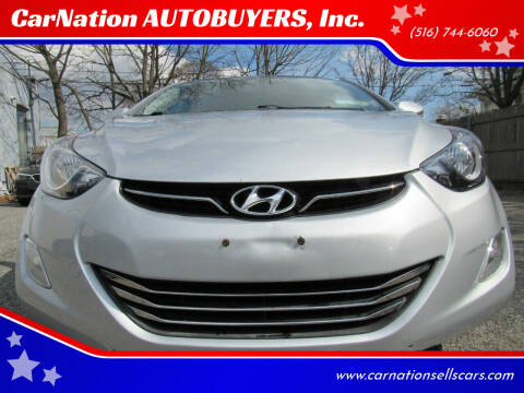 2013 Hyundai Elantra for sale at CarNation AUTOBUYERS Inc. in Rockville Centre NY