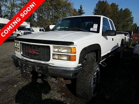 1996 GMC Sierra 2500 for sale at St. Croix Classics in Lakeland MN