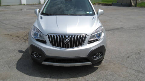 2013 Buick Encore for sale at SHIRN'S in Williamsport PA