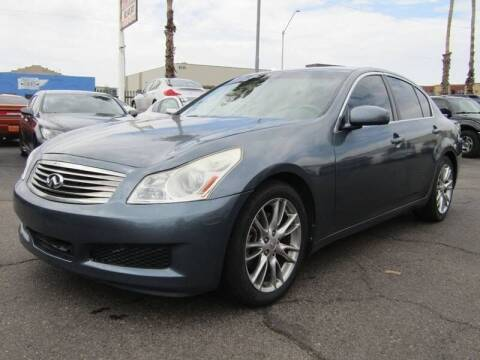 2007 Infiniti G35 for sale at More Info Skyline Auto Sales in Phoenix AZ
