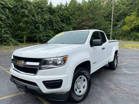 2015 Chevrolet Colorado for sale at Peach Auto Sales in Smyrna GA