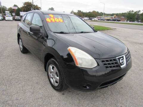 2009 Nissan Rogue for sale at Auto Bella Inc. in Clayton NC