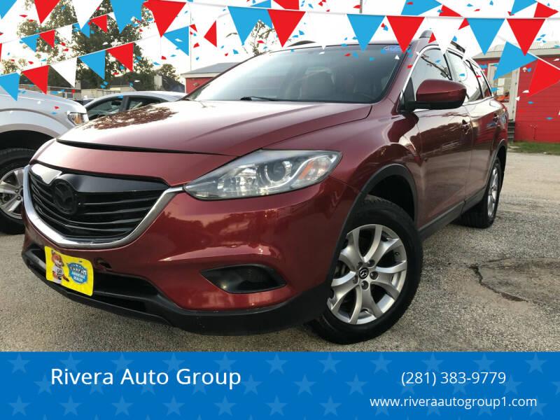 2014 Mazda CX-9 for sale at Rivera Auto Group in Spring TX