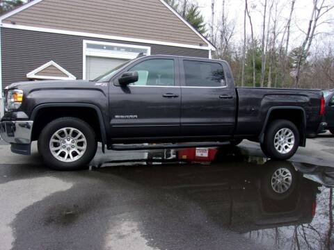 2015 GMC Sierra 1500 for sale at Mark's Discount Truck & Auto Sales in Londonderry NH