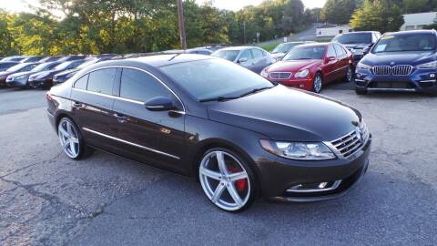 2013 Volkswagen CC for sale at Unlimited Auto Sales in Upper Marlboro MD