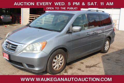 2010 Honda Odyssey for sale at Waukegan Auto Auction in Waukegan IL