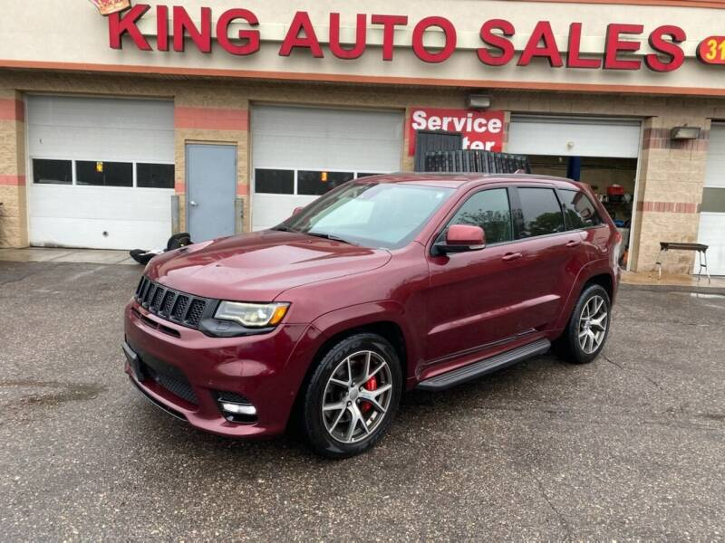 2017 Jeep Grand Cherokee for sale at KING AUTO SALES  II in Detroit MI