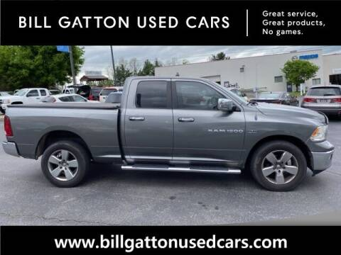 2011 RAM Ram Pickup 1500 for sale at Bill Gatton Used Cars in Johnson City TN