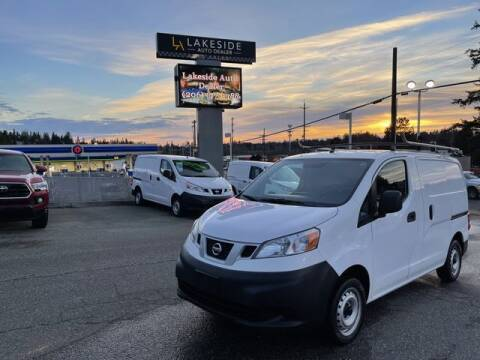 2014 Nissan NV200 for sale at Lakeside Auto in Lynnwood WA