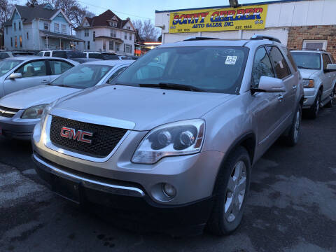 2007 GMC Acadia for sale at Sonny Gerber Auto Sales in Omaha NE