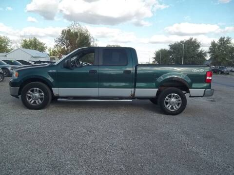 2008 Ford F-150 for sale at BRETT SPAULDING SALES in Onawa IA