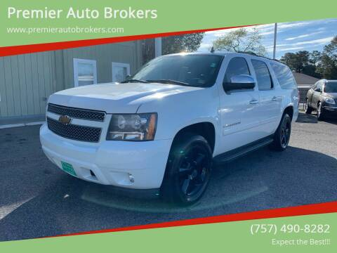 2007 Chevrolet Suburban for sale at Premier Auto Brokers in Virginia Beach VA