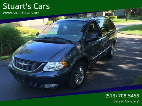 2002 Chrysler Town and Country for sale at Stuart's Cars in Cincinnati OH