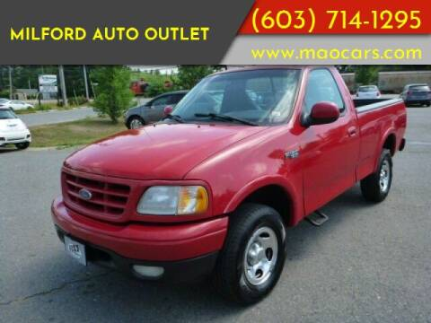 1999 Ford F-150 for sale at Milford Auto Outlet in Milford NH