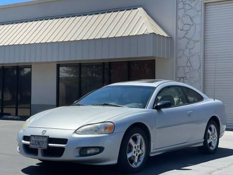 2002 Dodge Stratus for sale at AutoAffari LLC in Sacramento CA