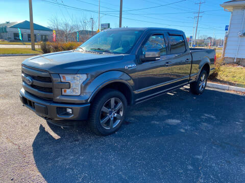 2015 Ford F-150 for sale at Budget Auto in Appleton WI