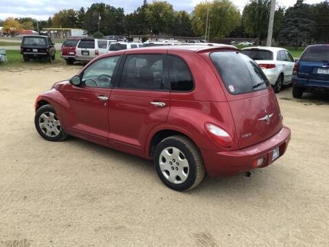 2007 Chrysler PT Cruiser for sale at Big Man Motors in Farmington MN