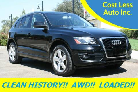 2010 Audi Q5 for sale at Cost Less Auto Inc. in Rocklin CA